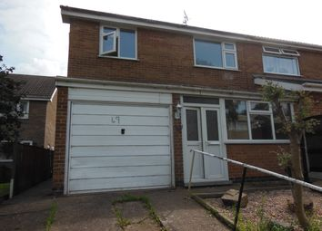 Thumbnail 6 bed semi-detached house to rent in Washington Drive, Stapleford, Nottingham