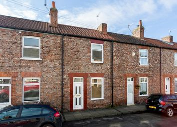 Thumbnail 2 bedroom terraced house for sale in Harrison Street, Heworth, York