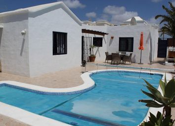 Thumbnail 3 bed villa for sale in Calle Salinas, Puerto Del Carmen, Lanzarote, 35518, Spain
