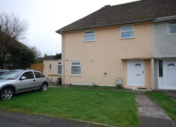 Thumbnail 3 bed semi-detached house for sale in Gray Avenue, Manorbier, Manorbier, Pembrokeshire