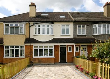 Thumbnail 4 bed terraced house to rent in Cambridge Road, Teddington