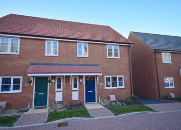 Thumbnail 3 bed semi-detached house for sale in Arable Drive, Whitfield, Dover