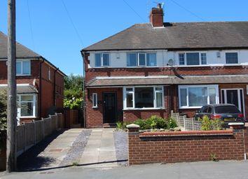 Thumbnail 3 bed semi-detached house for sale in Davenport Street, Burslem, Stoke-On-Trent