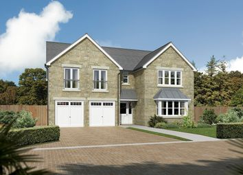 """Thumbnail 5 bedroom detached house for sale in """"Sandholme-II"""" at Pringles Place, Pencaitland, Tranent"""