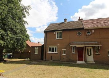 Thumbnail 2 bed semi-detached house to rent in Wellingtonia Drive, Campsall, Doncaster
