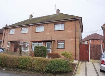 Thumbnail 3 bed semi-detached house for sale in Laski Crescent, Meir, Stoke-On-Trent