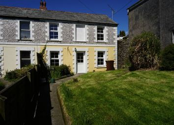 Thumbnail 2 bed terraced house for sale in Victoria Road, Camelford