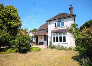 Thumbnail 4 bed detached house for sale in Moore Road, Church Crookham, Fleet, Hampshire