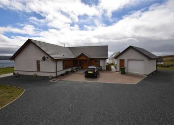 Thumbnail 3 bed detached bungalow for sale in Fasaich, Gairloch, Ross-Shire