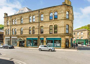 Thumbnail 1 bed flat for sale in Carlton Chambers, Albert Street, Hebden Bridge, West Yorkshire
