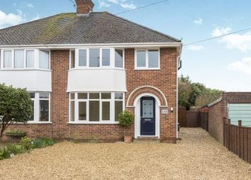 Thumbnail 4 bed semi-detached house for sale in Warden Hill Road, Cheltenham, Gloucestershire