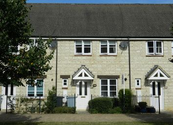 Thumbnail 2 bed terraced house to rent in Harvest Way, Witney