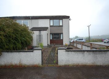 Thumbnail 2 bed end terrace house for sale in Provost Christie Drive, Rothes