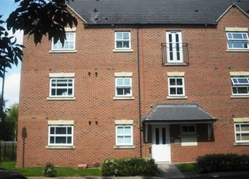 Thumbnail 2 bed flat to rent in Beanfield Avenue, Coventry