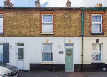 Thumbnail 1 bed terraced house for sale in Barton View Terrace, Dover