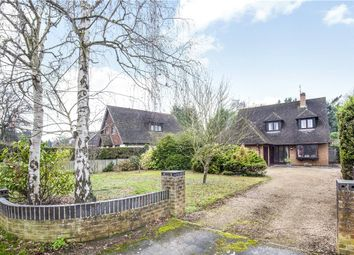 4 bed detached house for sale in Nash Grove Lane, Finchampstead, Wokingham RG40