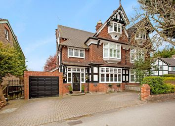 Thumbnail 5 bed semi-detached house to rent in Grenfell Lodge, Grenfell Road, Maidenhead, Berkshire