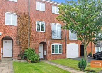 Thumbnail 4 bed town house for sale in Windrush Close, Pelsall, Walsall