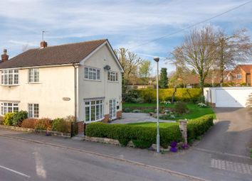 Thumbnail 3 bedroom detached house for sale in Wymeswold Road, Wysall, Nottingham