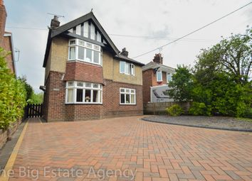 Thumbnail 3 bed detached house for sale in Liverpool Road, Buckley