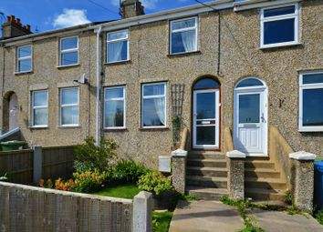 Thumbnail 2 bed terraced house for sale in Churchill Road, Minster On Sea, Sheerness