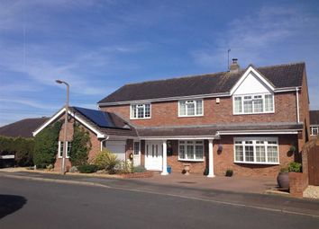 Thumbnail 5 bed detached house for sale in Paddock Close, Swindon, Wiltshire