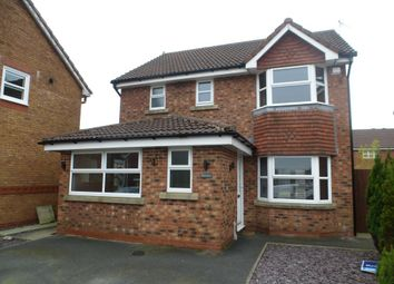 Thumbnail 4 bedroom detached house to rent in Peacock Hill Close, Grimsargh, Preston