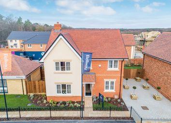 4 bed detached house for sale in Helios Park, Farnborough, Hawley GU17