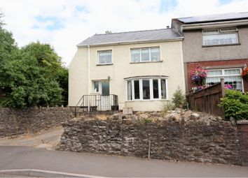 Thumbnail 4 bed semi-detached house for sale in Queen Street, Ebbw Vale