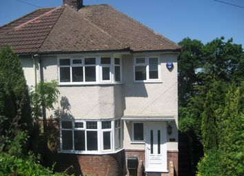 Thumbnail 3 bedroom semi-detached house to rent in Braeside Road, Southampton