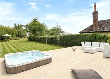 Thumbnail 4 bedroom detached house for sale in Chalfont Road, Seer Green, Beaconsfield