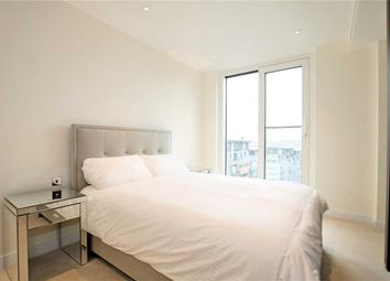 Thumbnail 1 bed flat to rent in Cascade Court, Sopwith Way, Battersea, London