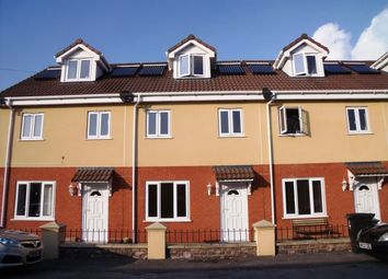Thumbnail 3 bedroom terraced house for sale in Wood View Terrace, Langford Road, Weston-Super-Mare