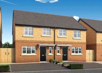 """Thumbnail 3 bed property for sale in """"The Kellington At The Woodlands """" at Newbury Road, Skelmersdale"""