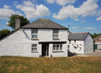 Thumbnail 4 bed cottage for sale in Common Moor, Liskeard