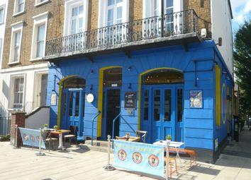 Thumbnail Restaurant/cafe to let in 126 St John's Hill, Clapham Junction