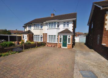 Stephen Avenue, Rainham, Essex RM13. 3 bed semi-detached house for sale