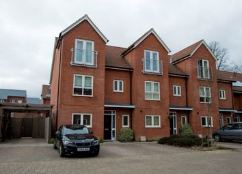 Thumbnail 4 bedroom end terrace house to rent in Nicolls Close, Cholsey, Wallingford