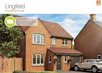 Thumbnail 4 bed detached house for sale in Collingham Brook, Plot 13, Swinderby Road, Collingham