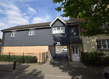 Thumbnail 2 bed maisonette for sale in Caspian Way, Purfleet, Essex