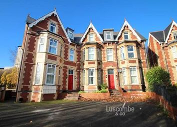 Thumbnail 1 bed flat to rent in Godfrey Road, Newport, Gwent