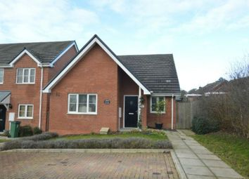 Thumbnail 2 bed detached house for sale in All Saints Close, Thurlaston, Leicester