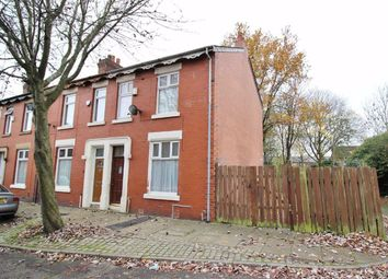 Thumbnail 3 bed end terrace house for sale in Beech Street, Preston