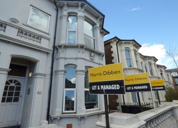 Victoria Road North, Southsea PO5. 1 bed flat