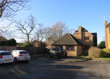 Thumbnail 4 bed detached house for sale in Byworth Close, Bexhill-On-Sea