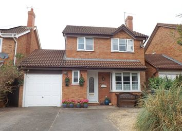 Thumbnail 3 bed detached house for sale in Hazel Avenue, Evesham