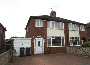 Thumbnail 3 bed semi-detached house for sale in Kenilworth Grove, Basford, Newcastle