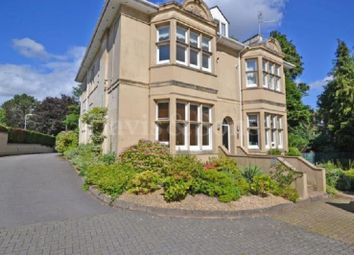Thumbnail 2 bed maisonette for sale in The Beeches, Stow Park Circle, Newport, Gwent.