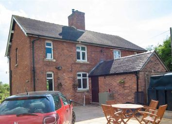 Thumbnail 3 bed cottage for sale in Longslow, Market Drayton