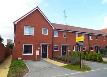 Thumbnail 3 bed end terrace house for sale in Maybush, Southampton, Hampshire